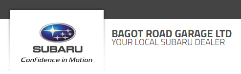 Bagot Road's New Subaru Website