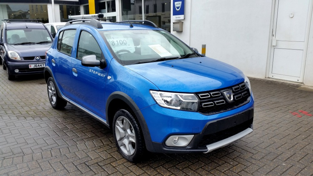 2019 Dacia Sandero Stepway Essential SCe 75 BHP Manual 5 Door Hatch