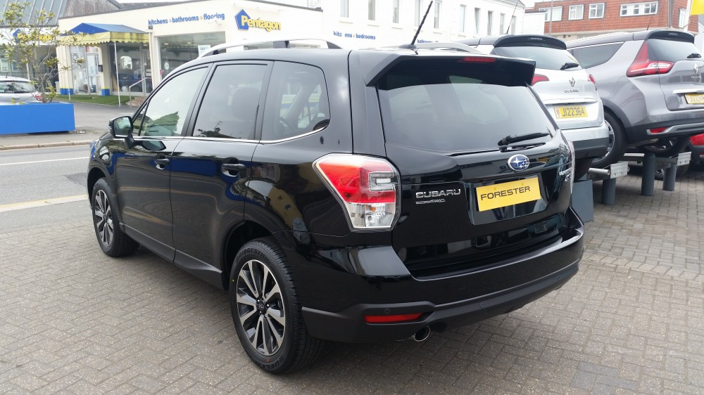 2017 Subaru Forester XT 2.0i T 235 BHP Turbo Lineartronic All-Wheel Drive SUV