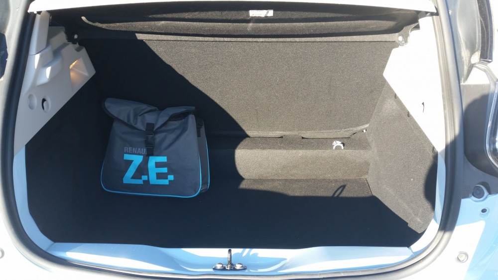 2016 Renault Zoe Dynamique Nav 100% Electric Automatic 5 Door Hatch