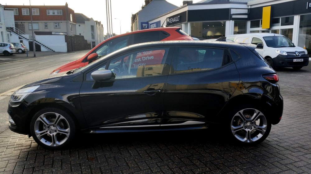 2018 Renault Clio GT Line TCe 90 BHP Manual 5 Door Hatch