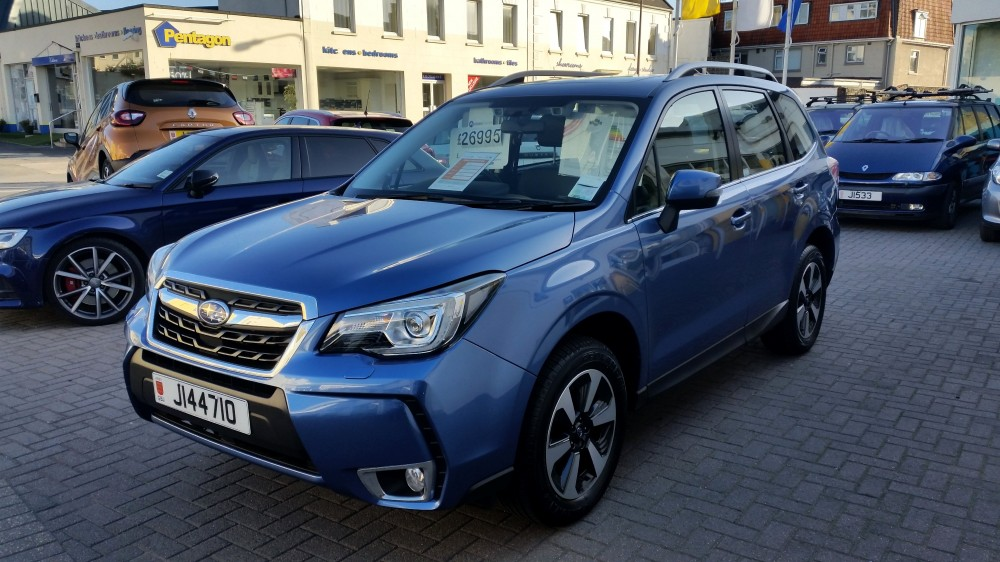 2019 Subaru Forester XE Premium 2.0 150 PS Lineartronic All-Wheel Drive 5 Door SUV