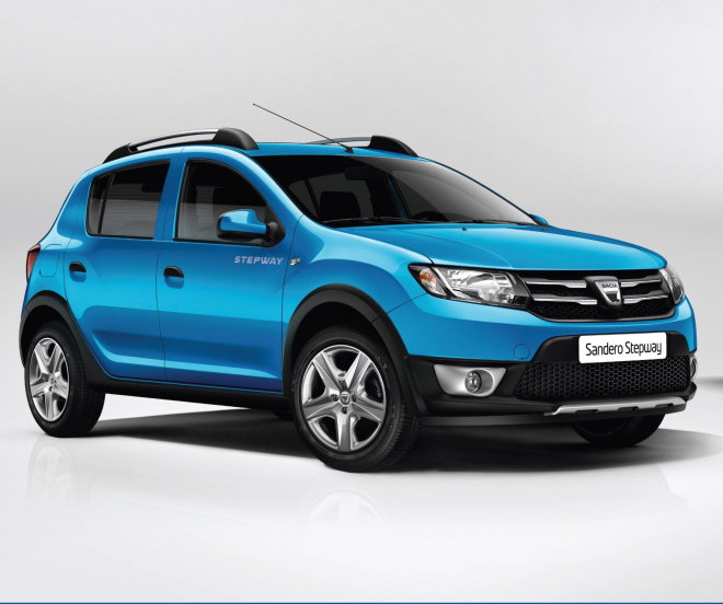 bagot road garage new dacia sandero stepway affordable. Black Bedroom Furniture Sets. Home Design Ideas