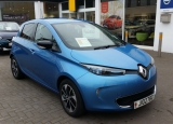 used car 2017 Renault Zoe Dynamique Nav 100% Electric Automatic 5 Door Hatch