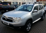 used car  2013 Dacia Duster Laureate dCI 110 BHP 4x4  Diesel Manual 5 Door Compact SUV