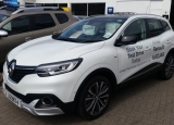 nearly new car 2017 Renault Kadjar Signature S Nav TCe 165 BHP 4 x 2 Manual 5 Door SUV