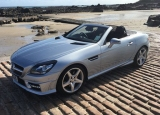 used car 2015 Mercedes-Benz SLK 250d 2.1 Auto CDI AMG Sport 3 Door Roadster