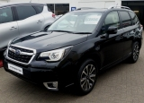 used car 2017 Subaru Forester XT 2.0i T 235 BHP Turbo Lineartronic All-Wheel Drive SUV