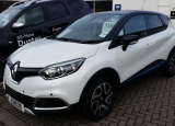 used car 2017 Renault Captur Iconic Nav SE TCe 120 BHP Manual 5 Door Urban Crossover