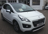 used car 2016 Peugeot 3008 Allure 1.6 HDi 120 BHP Automatic 5 Door SUV
