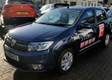 used car 2017 Dacia Sandero Laureate TCe 90 BHP Manual 5 Door Hatch