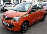 used car 2017 Renault Twingo Dynamique S TCe 90 BHP EDC Automatic 5 Door Hatch