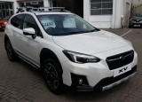 nearly new car 2018 Subaru XV SE Premium 2.0i 154 BHP Lineartronic AWD 5 Door SUV