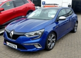 used car 2017 Renault Megane GT Nav TCe 205 BHP EDC Automatic 5 Door Hatch