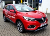nearly new car 2019 Renault Kadjar GT Line TCe 140 BHP 4 x 2 Manual 5 Door Crossover