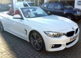 used car 2015 BMW 428i M Sport 2.0 245 BHP Manual 2 Door Convertible