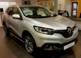 nearly new car 2018 Renault Kadjar Dynamique S Nav TCe 160 4 x 2 Manual 5 Door SUV
