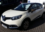 used car 2016 Renault Captur Iconic Nav Special Edition TCe 120 BHP EDC Automatic 5 Door Urban Crossover
