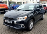 used car 2017 Mitsubishi ASX 2 1.6 115 BHP 4x2 Manual 5 Door SUV