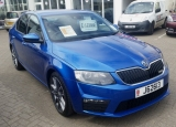 used car 2016 Skoda Octavia vRS 2.0 220 PS Manual 5 Door Hatch